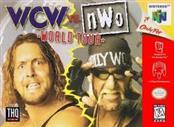 NINTENDO Nintendo 64 Game WCW VS NWO WORLD TOUR N64